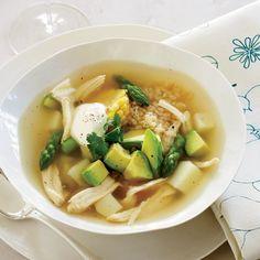 Colombian Chicken Soup | Food & Wine