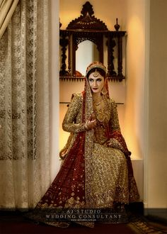 Pakistani Bride - Dr Haroon design