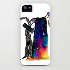 Night of the Magician iPhone & iPod Case by bnwu - $35.00