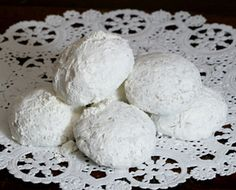 #Low Carb Powdered Sugar Not™ Cookies - all natural sweetener, no sugar alcohols!
