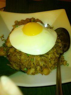 @Banana Leaf Eggs, Banana, Breakfast, Food, Morning Coffee, Essen, Egg, Bananas, Meals