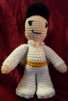 Hey, I found this really awesome Etsy listing at https://www.etsy.com/listing/230947684/elvis-amigarumi