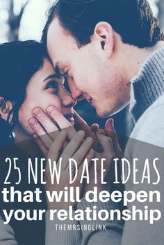 Newest Date Ideas That Will Deepen Your Relationship   Relationship Tips   Relationship Advice   Marriage Advice   Marriage Tips   Strengthening Your Relationship & Marriage   theMRSingLink
