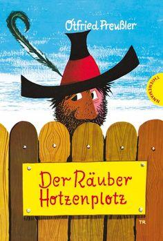 Eines meiner ersten Lieblingsbücher: Der Räuber Hotzenplotz (1962). Begeistert heute meinen Neffen.
