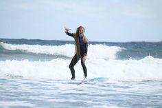 Because I'm Happy! #Oceanside #Quiksilver #SurfSchool #LasCanteras #Beach #LasPalmas #GranCanaria #CanaryIslands #Surf
