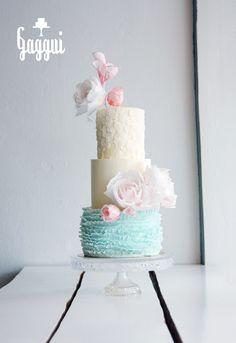 Gaggui Wedding Cake