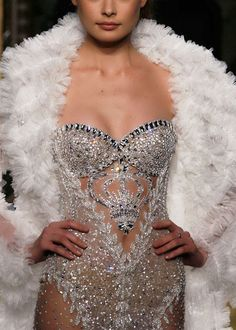 Zuhair Murad.  Well that's my Christmas Day outfit sorted ;)