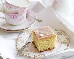 Mary Berry's Lemon Drizzle Tray Bake - the best, most foolproof and most popular cake recipe I have ever used. #maryberry #cake #baking