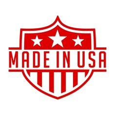 Made in America USA Cuttable Design Cut File. Vector, Clipart, Digital Scrapbooking Download, Available in JPEG, PDF, EPS, DXF and SVG. Works with Cricut, Design Space, Sure Cuts A Lot, Make the Cut!, Inkscape, CorelDraw, Adobe Illustrator, Silhouette Cameo, Brother ScanNCut and other compatible software.