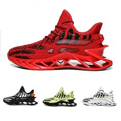 Men's Trainers Athletic Shoes Casual Daily Walking Shoes Mesh Black / White White / Green Black Spring & Summer Fall & Winter 2021 - US $36.74 Mens Trainers, Sneakers Outfit Men, Casual Sneakers, Casual Shoes, Driving Shoes, Running Shoes, Walking Shoes, Comfortable Mens Shoes, Mens Shoes Online