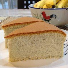 Banana ogura cake
