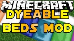 New post (Dyeable Beds Mod 1.7.10) has been published on Dyeable Beds Mod 1.7.10  -  Minecraft Resource Packs