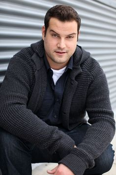 Max Adler as closeted gay Dave Karofsky in Glee (2009-present)