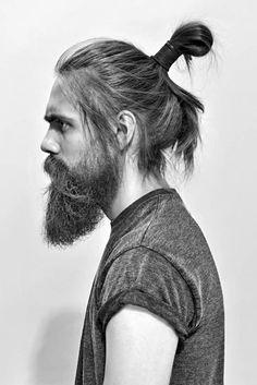 40 Samurai Hairstyles For Men – Modern Masculine Man Buns