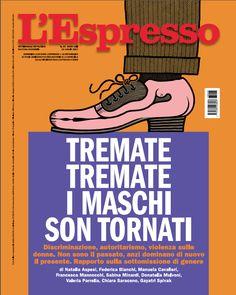 La copertina dell'Espresso in edicola da domenica 16 luglio