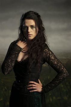 Morgana (The Witch / Scorceress) from Merlin