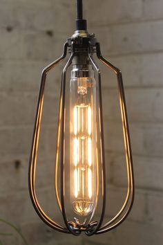 New arrival: Filament-style LED light bulbs with an awesome tubular shape! Great for cage shades or custom DIY projects. Order it here! » http://www.fatshackvintage.com.au/collections/light-bulbs/products/led-light-globes-4w-2100k