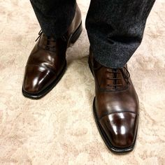 1fa4d4c5875 Have you ever tried Italian made-to-measure dress shoes that completely  adjust to