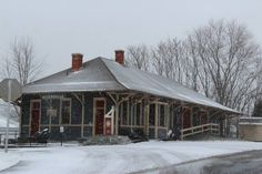 The Times News Online 2014 | 1/25/14 | Historic Depot - the corner of Depot Street and Broadway -Rogersville, TN.