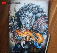 Rengar and Gnar = Regnar from League of Legends! by BlondynkiTezGraja on DeviantArt