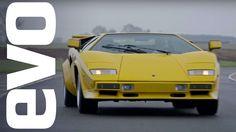 Droom je van een Lamborghini Countach en wil je ervaren hoe een rit in dit icoon voelt? Bekijk van deze video van Evo Magazine...