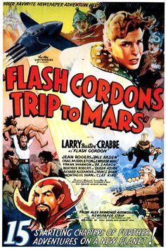 Flash Gordon's Trip To Mars (1938)