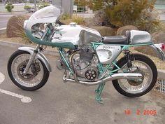 Duke 750SS custom