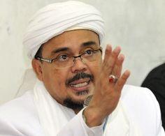 Habib Rizieq : ISIS Hadir Di Tengah Kedzaliman AS