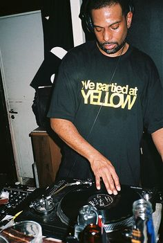 Theo Parrish by roivasepp, via Flickr