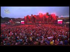 Skrillex - Tomorrowland 2012