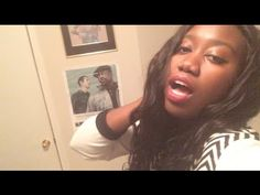 MY FIRST LACE FRONT WIG REVIEW | BEST LACE WIGS - YouTube
