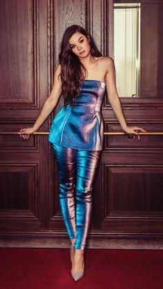 Hailee Steinfeld, Beautiful Celebrities, Beautiful Actresses, Hollywood Celebrities, Stylish Girl, Blake Lively, Ideias Fashion, Hot Girls, Celebrity Style