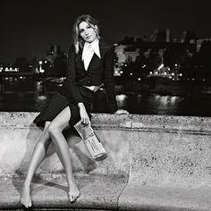 Gisele Bündchen comme vous ne l'avez jamais vue pour Chanel - Nouvelle campagne Chanel