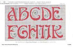 das ABC der Stickerin    кажется, это арт-деко, супер!
