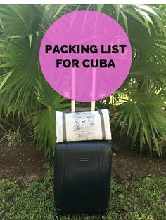 What to take to Cuba: ultimate packing list