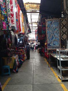 Mercado Ciudadela - Mexico