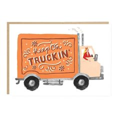 Did you know we now stock Jade Fisher cards!?! . #greetingcards #keepontruckin #stylishstationery #greetings Fisher, Jade, Paper Goods, Encouragement, Create Yourself, Etsy Seller, Stationery, Greeting Cards, Handmade Gifts