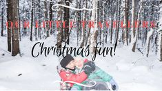 Christmas Fun, Winter Wonderland, Tube