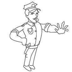 top 10 free printable community helpers coloring pages online