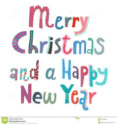 Merry Christmas & Happy New Year Pictures