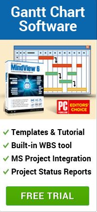Free excel gantt chart template 2007 xls microsoft chart templates create your gantt chart today with mindview ccuart Images