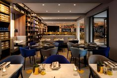 INK hotel by concrete, Amsterdam – Netherlands » Retail Design Blog