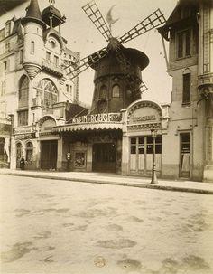 Moulin Rouge, Eugène Atget