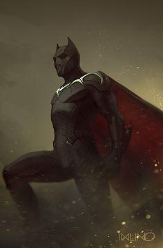 Batman Beyond | Rodrigo Idalino