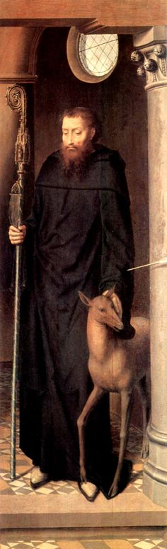 Hans Memling(1430 - 1494) ~ Scenes from the Passion of Christ (detail). Galleria Sabauda, Turin, Italy.