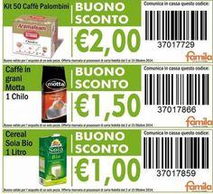Coupon da stampare supermercati Famila - DimmiCosaCerchi.it