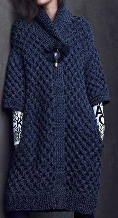 New Snap Shots Crochet poncho etsy Style Lange Strickjacke Geschenkideen Winterbekleidung Mantel Knitted Coat, Crochet Jacket, Crochet Cardigan, Long Cardigan, Knit Crochet, Wool Coat, Shawl Cardigan, Tunisian Crochet, Poncho Sweater
