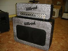 Ulbrick half stack. My Guitar Amp.... Dear 'My', please invite me around so I can pray to your amp