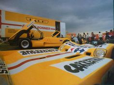 Lola - Jo Bonnier Racing Team