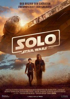 Das neue deutsche Filmplakat zu Solo - A Star wars Story
